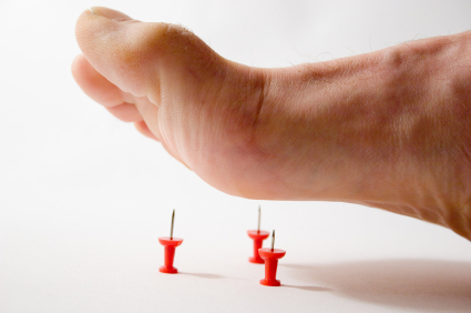 Numbness in the Feet
