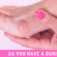 bunion bump