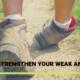 weak ankles
