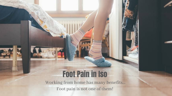 Foot Pain in Iso